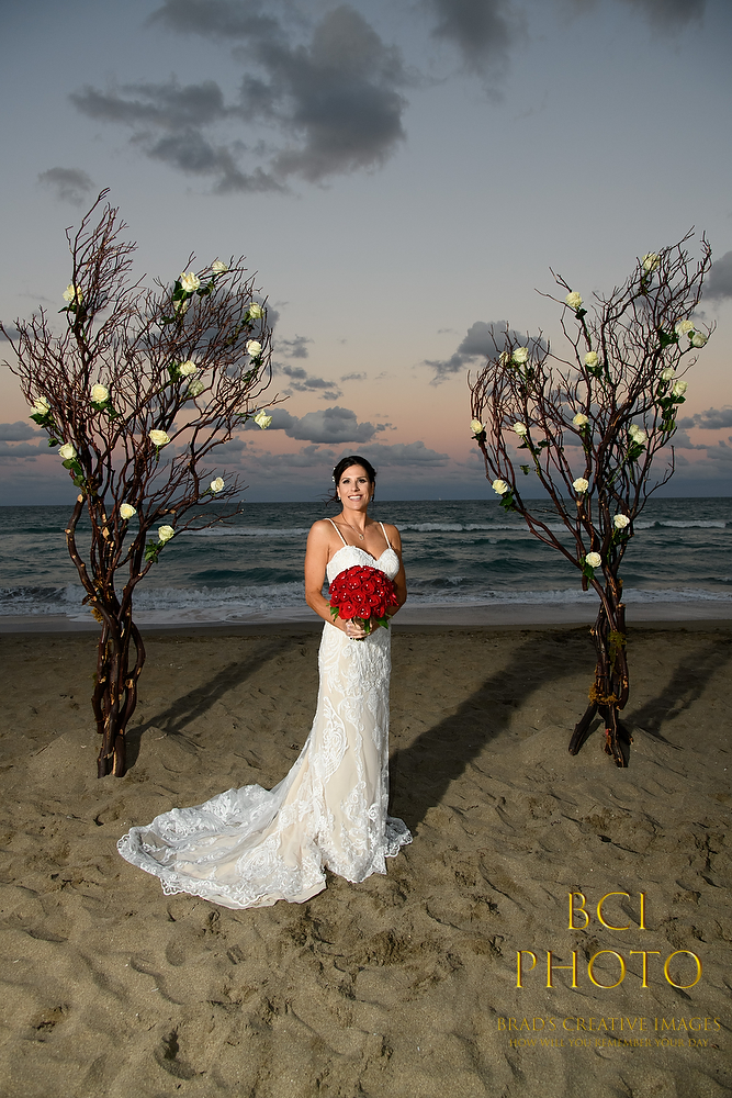 Amazing Wedding Pictures taken at Hutchinson Shores Resort in Jensen Beach  Florida.