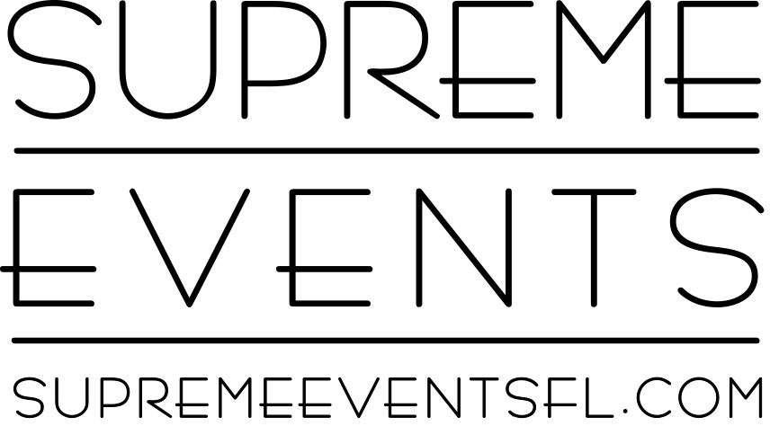 Supreme Events Logo